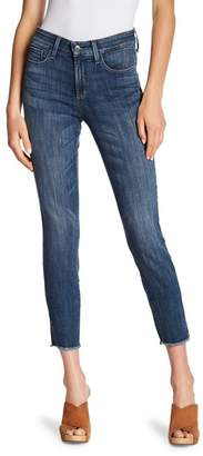 NYDJ Ami Frayed Hem Ankle Skinny Jeans