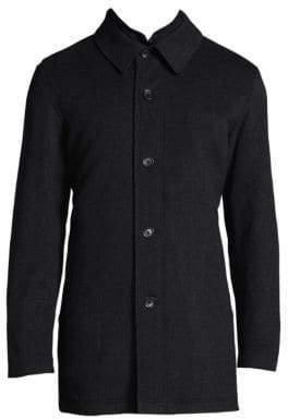 Sanyo Jackson Wool Topcoat
