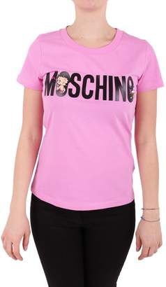 Moschino Betty Boop Cotton T-shirt