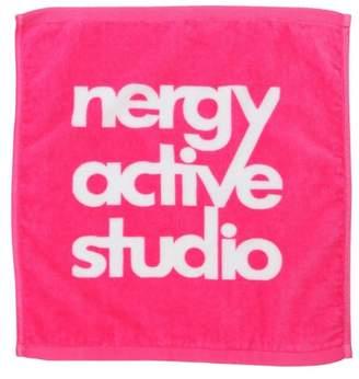 ナージー nergy active studio ハンドタオル