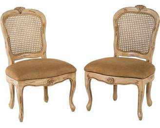 Pair of Provincial-Style Children's Chairs