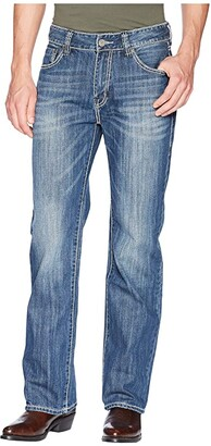 Rock and Roll Cowboy Double Barrel in Dark Wash M0S8553