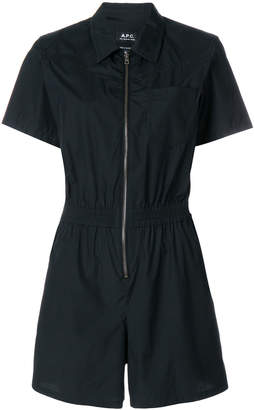 A.P.C. boiler playsuit