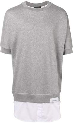 3.1 Phillip Lim layered T-shirt