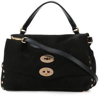Zanellato small stud detail tote bag