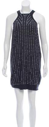 Stella McCartney Sleeveless Sequin-Embellished Dress