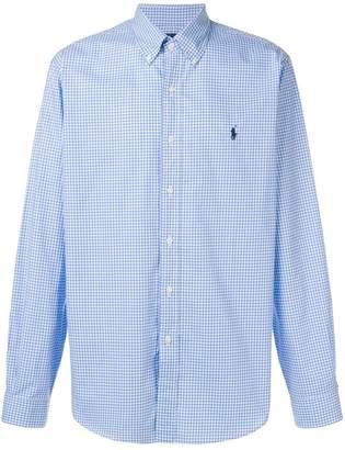 Ralph Lauren vichy button shirt