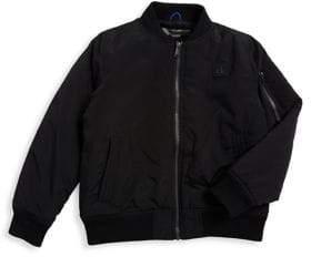 Calvin Klein Jeans Aviator Bomber Jacket