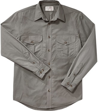 Filson Filson's Feather Cloth Long-Sleeve Shirt - Men's