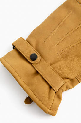 36177859aab54 Men Tan Leather Gloves - ShopStyle