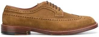 Alden classic lace-up shoes