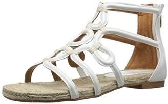 Adrienne Vittadini Footwear Women's Pablic Gladiator Sandal $16.14 thestylecure.com