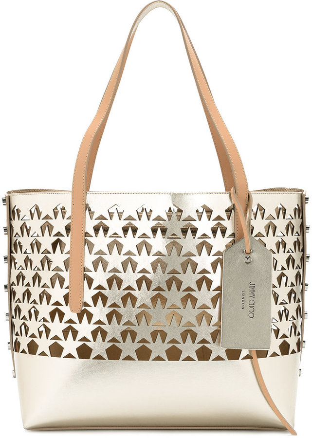 Jimmy Choo Jimmy Choo Twist East West tote