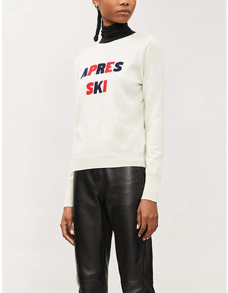 Frame Après Ski wool-and-cashmere blend jumper