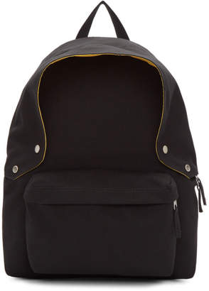 Raf Simons Black Eastpak Edition Padded Backpack