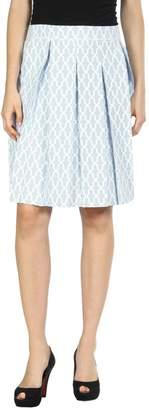 Chalayan Knee length skirts