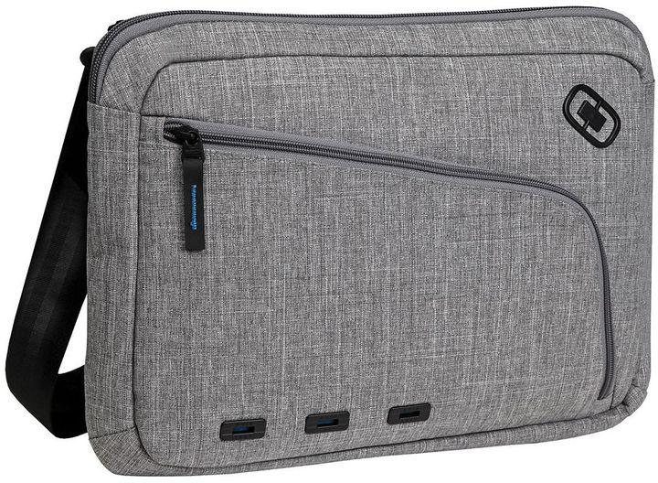 OGIO newt static 15-in. laptop slim messenger bag