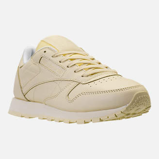 Reebok Women's Classic Leather Casual Shoes