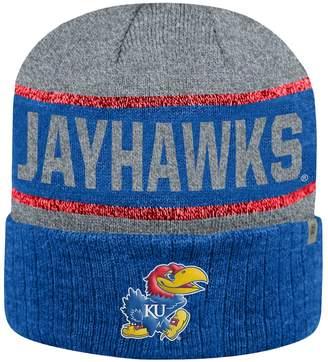 Top of the World Adult Kansas Jayhawks Below Zero II Beanie