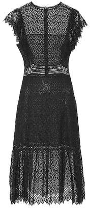 Philosophy di Lorenzo Serafini Lace midi dress
