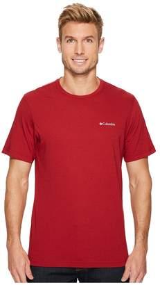 Columbia Cullman Crest Short Sleeve Shirt Men's Short Sleeve Pullover
