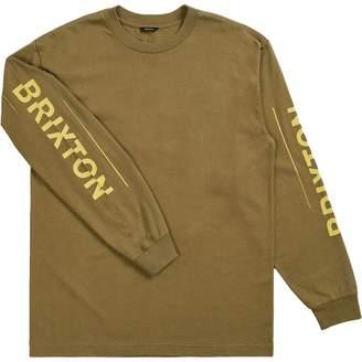 Brixton Twin Long-Sleeve T-Shirt - Men's
