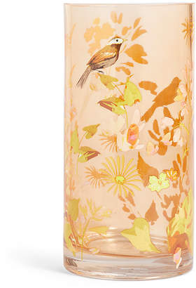 Marks and Spencer Small Decal Bird Vase