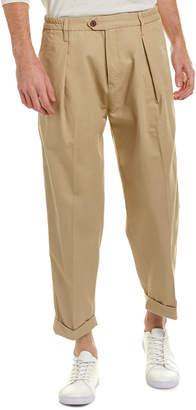 Levi's Travertine Pleated Trouser