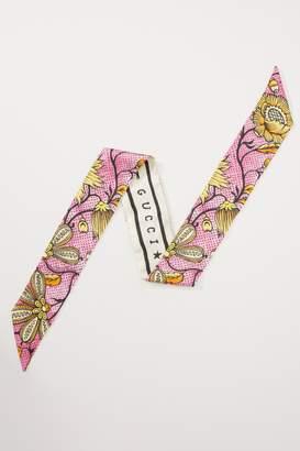 Gucci Silk neck bow
