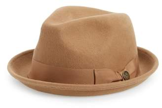 Goorin Bros. Brothers The Good Boy Felt Wool Fedora