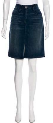 3x1 Denim Mini Skirt w/ Tags