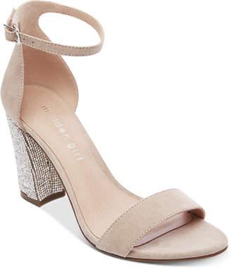 Madden-Girl Bang Embellished Dress Heels