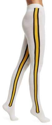 Calvin Klein Wool Intarsia Stripe Tights