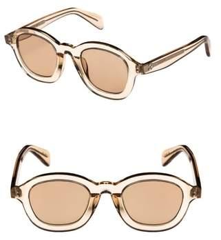 Celine 47mm Round Sunglasses