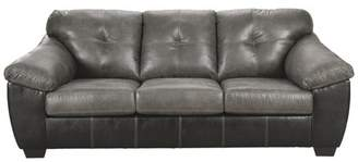 Signature Design by Ashley Gregale Queen Sofa Sleeper Slate Gray
