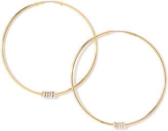 Spinelli Kilcollin Leela Hoop Earrings