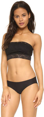 Free People Lace Bandeau Bra