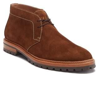 Evans Warfield & Grand Leather Chukka Boot
