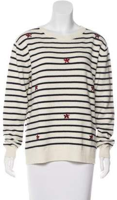 Chinti and Parker Wool & Cashmere-Blend Sweater