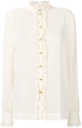 Philosophy di Lorenzo Serafini victorian style blouse