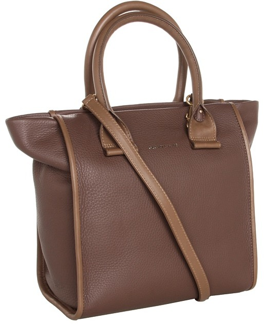 See by Chloe Small Zipped Tote (Taupe) - Bags and Luggage