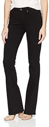 7 For All Mankind Women's Kimmie Bootcut Jean With Squiggle