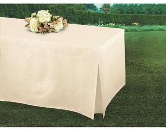 Generic TablefitterTM Table Cover Cream