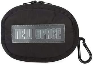 Off-White space visor bag