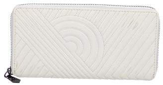 Reed Krakoff Quilted Zip-Around Wallet