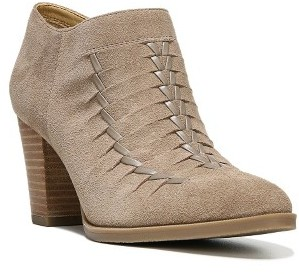 Women's Franco Sarto Dimona Block Heel Bootie $79.90 thestylecure.com
