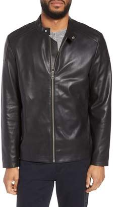 Moto Calibrate Leather Jacket