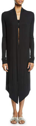 Michi Marie France Van Damme Open-Front Midi Cardigan, One Size