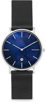 Skagen Hagen Stainless Steel Bracelet Watch