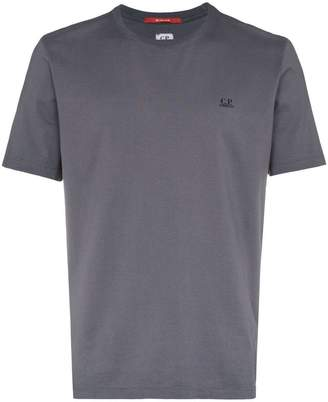 C.P. Company Short sleeved cotton logo T-shirt